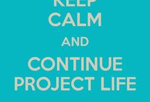 Project life / Could become a new hobby....!