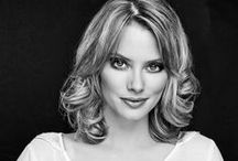 April Bowlby - American actress / April Bowlby photographed at Sunset Marquis Hotel in Los Angeles on february 4 2012 © ManfredBaumann