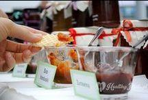 The fair of regional products / La feria de productos regionales