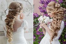 Hair style / Braids, buns, curls and other hair fantasies