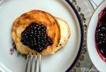 pancakes, dumplings / crepas, empanadillas / flour recipes / recetas de harina