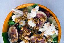 salads / ensaladas / healthy, fresh and delicious
