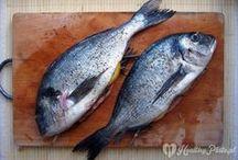 fish and meat /  pescado y carne