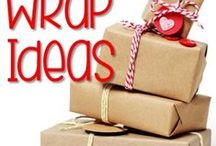 ajándék csomagolás