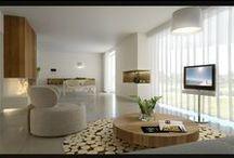 Contemporary private apartments