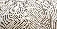 FRONT on Texture / See close-ups of the designer rug textures. Featured rugs by Michaela Schleypen and Jan Kath.