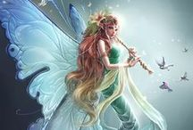 my elf soul / elves, mystic places, beautiful faces
