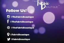 The Fabric Beautique.com / Subscribe on our website today for: Products, Updates, News & Promotions