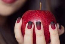 όνυχες. nails