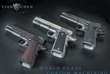 Custom Machining Service / Stan Chen Custom is now offering a custom machining service. Send us your stock 1911, and we will apply some of Stan's world class craftsmanship to it!