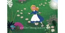 """Box Alice au pays des merveilles / Toutes nos inspirations pour la box """"Alice au pays des merveilles"""" de décembre 2017 !"""