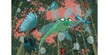 """Box Mars : Au ras des pâquerettes! / Toutes nos idées et inspirations pour la box du mois de mars : """"Au ras des pâquerettes!"""" sur le thème des insectes!"""