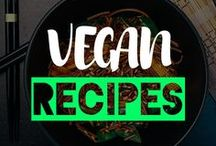 Vegan Recipes / Some of the most delicious cruelty-free healthy plant based vegan recipes from across the web.  If you would like to join this board please email me at samhodges1988@gmail.com or tweet me @tweetedbysam