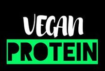 Vegan Protein / Where do vegans get their protein? Here. If you would like an invite to this board then email me at samhodges1988@gmail.com