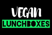 Vegan Lunchboxes / Vegan lunch recipes that you can eat on the go or take to work. If you would like to collaborate on this board email me at samhodges1988@gmail.com