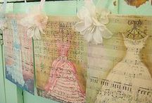 DIY - Repurposed Music Ideas / Up cycled and repurposed furniture, jewellery, home accents, made from musical instrument, records and CD's and more. Find great ideas to make unique home décor accents or gifts for that person who loves music!