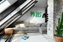 cool spaces/houses