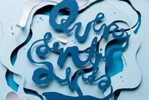 inspiring typographic designs