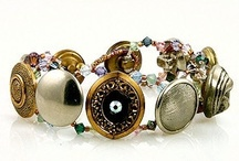 button beads jewelry / Walk at the forefront of fashion, you must have