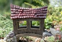 Fairy Garden Accessories / Fairy furniture and miniature garden accessories