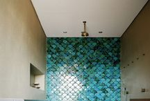 Tile love / A collection of gorgeous tile ideas