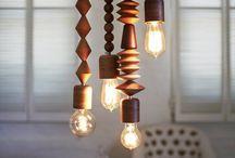 Light up my life / Lighting ideas, pendants etc