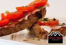 Tostas Monte Regio / ¿Es posible resistirse a este manjar? www.monteregio.com