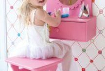 DIY - Girlie Stuff / A collection of wonderful things to do or make for the special little girl in your life from hats, to kids kitchens, hats and headbands and more!