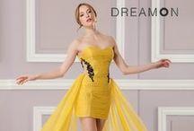 """DreamON BitterSweet Collection / Yeni ve beklenen DreamON Couture abiye modelleri """"BitterSweet"""" koleksiyonu ile DreamON mağazalarında yerlerini almaya başladı bile"""