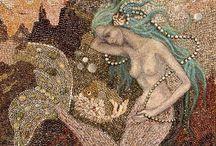 Meerminnen/mermaids
