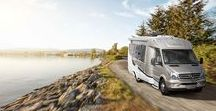 2017 Serenity / The balance of function and style in one of the most unique RVs on the market. http://leisurevans.com/serenity/