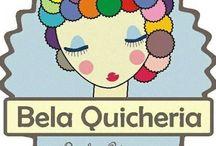 Bela Quicheria / Belas quiches desenvolvidas com amor e arte