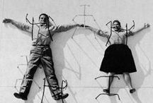 Ray et Charles Eames