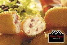Aperitivos con jamón Monte Regio / La mejor selección de tapas y pinchos para disfrutar del mejor jamón ibérico #MonteRegio