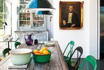 DINING ROOM (of my dreams) / Home place