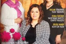 DreamON, Alem Dergisi kapağında / DreamON firması kurucu patronlarından Serpil Karuserci, 2 Mart 2016 tarihli Alem dergisi kapağında yer aldı