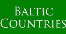 BALTIC COUNTRIES / Travel to Baltic countries: Lithuania, Latvia, Estonia