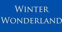 Winter wonderland / Winter travel all over the world
