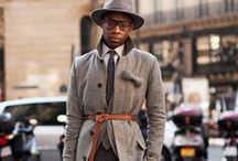 Streetstyle men / Follow us for the styles we like! These streetstyles are super cool....