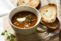 Inspiration: Soup & Stew