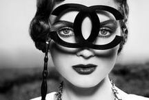Classic for a reason. Vintage Chanel looks / Ads, Photographs, Jewelry, Bags.  Everything vintage Chanel!