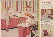 Vintage Arborite: 1960's