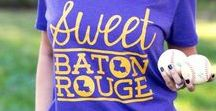 Sweet Baton Rouge® - Your Baton Rouge T-Shirt / Sweet Baton Rouge®  is a lifestyle brand by @shopSFT!  Sharing the love of our city, Baton Rouge!  [All designs protected. All rights reserved].