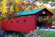 Old coVered bridges