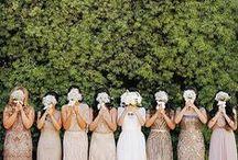 Golden Glittering San Franciscan Wedding
