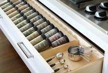 I - Kitchen Storage