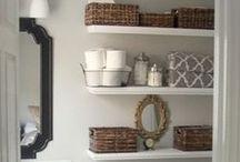 I - Bathroom Storage
