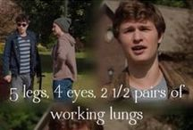 TFIOS (the fault in our stars) <3 :') / Greatest film of all time (well to me it is) <3