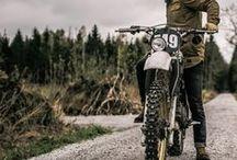 Gelande Strasse / Riding in the wrong side