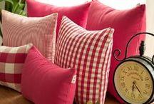 C - Pillows, Poufs